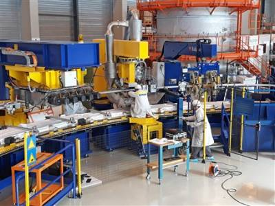 Europe concludes winding another ITER Poloidal Field coil