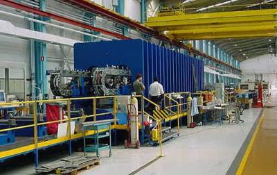 Machines for the CERN-LHC Dipoles Production