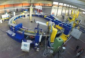 First tooling for magnets manufacturing on its way to ITER